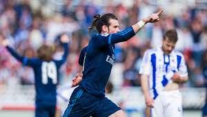 Gareth Bale, la gran amenaza para el Manchester City