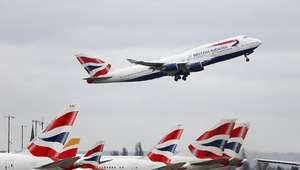 British Airways inicia vuelos directos entre Lima y Londres