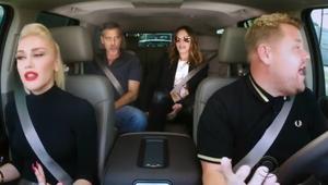 Video: Gwen Stefani canta con Julia Roberts y George Clooney