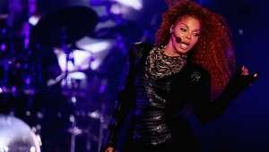 ¿Janet Jackson celebra embarazo con video musical?