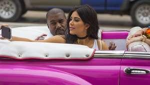 Kim Kardashian inmortaliza con selfies paseo por La Habana