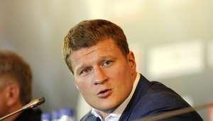 Boxeador Povetkin niega haber consumido meldonio
