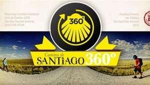 La 'app' que permite hacer el Camino de Santiago desde casa