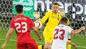 Sevilla vira sobre o Liverpool e garante tri da Liga Europa