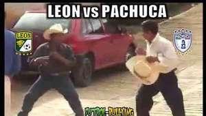Los mejores memes del partido Pachuca vs León