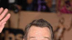 VIDEO: Bryan Cranston festeja sus