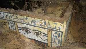 Arqueólogos españoles hallan momia de importante dama ...