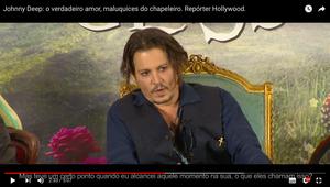 Esposa de Johnny Depp acusa ator de violência doméstica