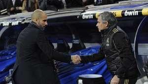 Mourinho y Guardiola, la historia de un reencuentro en ...