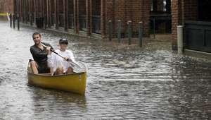 Se emite alerta de tormenta en las costas de South Carolina