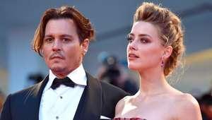Esposa acusa Johnny Depp de violência doméstica