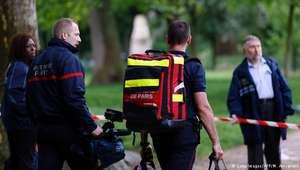 Alemania: Relámpago deja heridos en juego de fútbol infantil