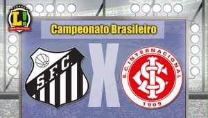 Na Vila Belmiro, Santos e Inter colocam invencibilidades ...