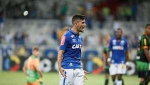 Cruzeiro empata clássico com América e segue sem vencer