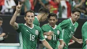 """Pobre victoria del """"Tri""""ante Paraguay en juego amistoso"""