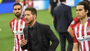 Simeone no garantiza su continuidad: