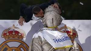 Sergio Ramos ofrece la Champions a la Cibeles y a los ...