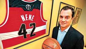 Arnon de Mello, nuevo director general de NBA Latinoamérica