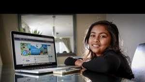 La desarrolladora más joven de Apple es una india de 9 años