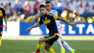 EE.UU y Colombia van por el 3° lugar en la Copa Centenario