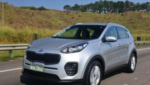Avaliação: por R$ 109.990, novo Kia Sportage LX é boa ...