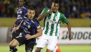 Independiente del Valle y Nacional empatan en la primera ...