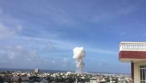 Trece muertos en atentado de Al Shabab cerca del ...