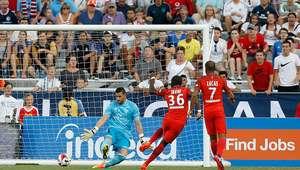 International Champions Cup: Las imágenes del Real ...
