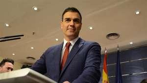 Pedro Sánchez votará en contra y no contempla abstenerse