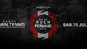 Día del Rock Peruano: quedan pocas entradas para gran ...
