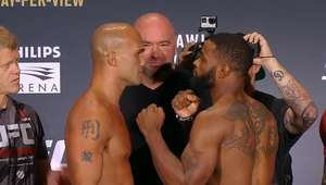 Vídeo: confira como foi a pesagem do UFC 201, com ...
