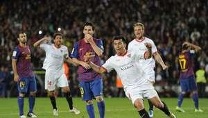 Gary Medel podría volver a vestir la camiseta del Sevilla