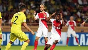 El Mónaco elimina al Villarreal de la Champions League