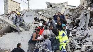 Suben a 38 los muertos en el terremoto en el centro de ...