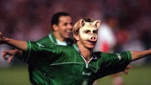 Saiba como o porco foi adotado como mascote do Palmeiras