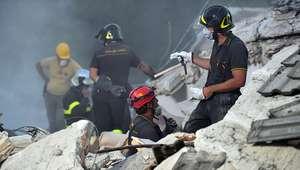 ¿Cuánto tiempo se puede aguantar bajo los escombros?