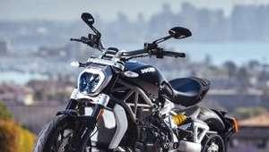 Conheça o design da Ducati XDiavel e XDiavel S, moto que ...
