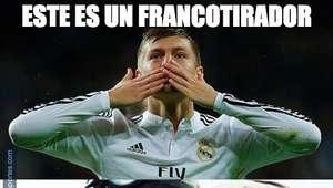 Revive los mejores memes del Real Madrid-Celta