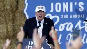 Trump podría aclarar el miércoles postura sobre inmigración