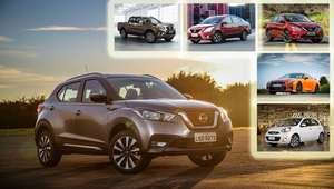 Ofensiva: Nissan quer crescer 3% em ano de crise