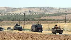Turquía anuncia más ataques si curdos sirios no se retiran