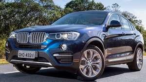 BMW anuncia que crossover X4 será feito no Brasil