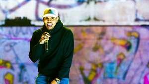 Chris Brown arremete contra la Policía tras gran ...