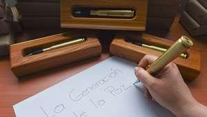 """Usarán el """"balígrafo"""" para firmar el acuerdo de paz con ..."""