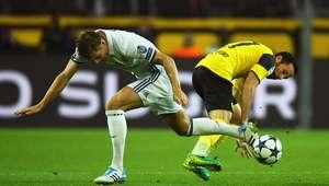 El Real Madrid repite despiste y empata con el Dortmund