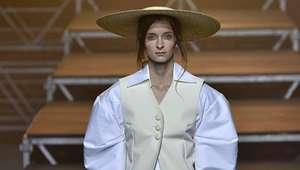 JACQUEMUS desfila na semana de moda de Paris Verão 2017 ...
