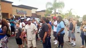 Muere otro hombre negro disparado por policías en San Diego