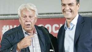 "Felipe González: ""Sánchez me dijo que se abstendría en ..."
