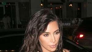 Kim Kardashian le mandó fotos desnuda a un deportista