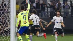 Em casa, Corinthians vence Cruzeiro na Copa do Brasil